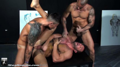 Stag Homme Studios - Stag Affairs