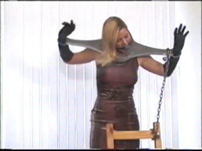 Suddenly, she finds herself under the control of this mysterious entity, as she is restrained in one