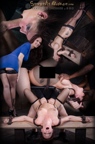 SexuallyBroken - Nov 23, 2015 - Syren De Mer, Matt Williams, Jack Hammer