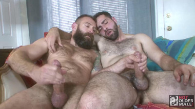 Pantheon — Hairy Daddy Fuckers