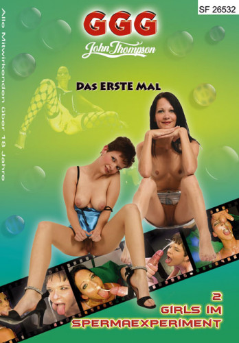 Zwei Girls im Sperma- Experiment Two Girls in a Sperm-Experiment 26532