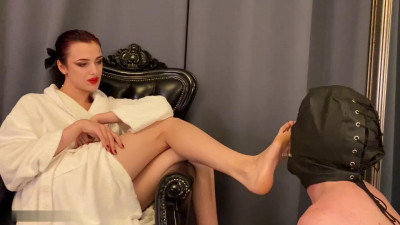 Lady Perse - Vacation Fun With My Slave