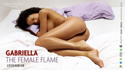 Gabriella - The Female Flame