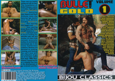 Bareback Bullet Gold Vol. 1 (1988) — Bruno, Nick Rodgers, Roger