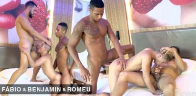 Fabio Ferraz & Benjamin & Romeu