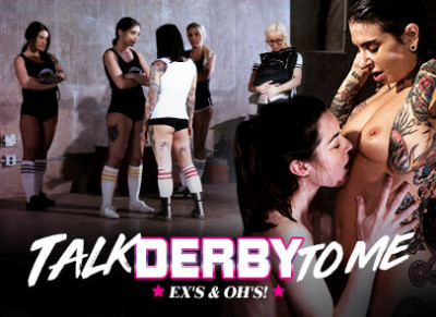 Joanna Angel, Stoya - Exs And Ohs FullHD 1080p