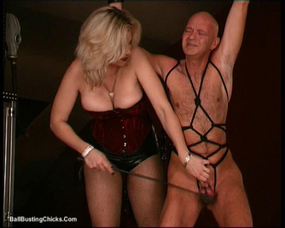 Dominique – I Beat Your Balls Black And Blue
