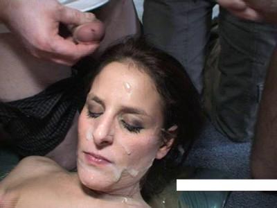 Laetitia Brun Bukkake