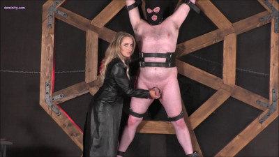 Mistress Courtney - Punished On The Wheel
