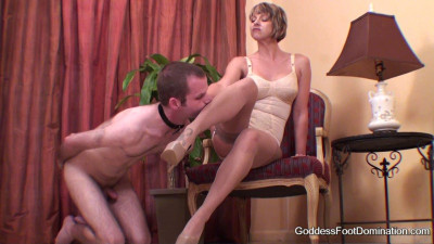 Goddess Foot Domination Video Collection 1