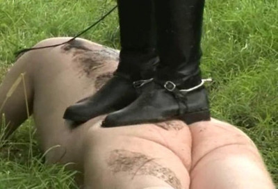 Riding Mistress And Her Lost