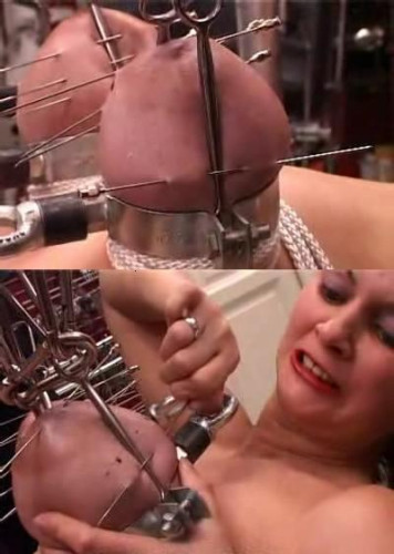 Shocking Torture For Cool Tits