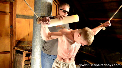 RusCapturedBoys – Rinat Countryside worker 3