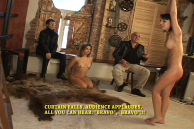 Magic Cool Unreal Exclusive Hot Nice Collection Russian Slaves. Part 2.