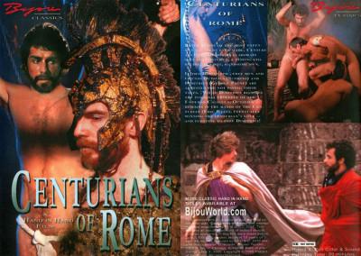Bijou Video – Centurians of Rome (1981)