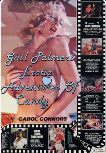 Description Erotic Adventures of Candy(1978)- Carol Connors, Georgina Spelvin