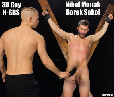 3D - Nikol Monak and Borek Sokol