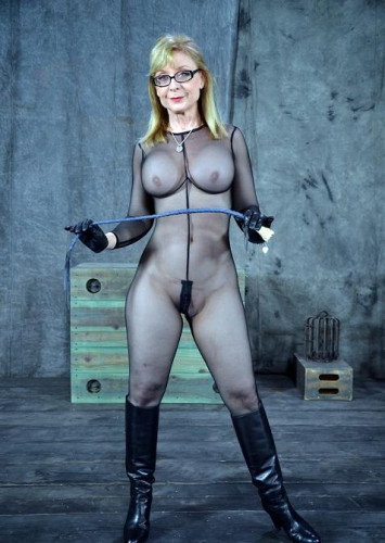 Nina Hartley and Ernest Greene love BDSM