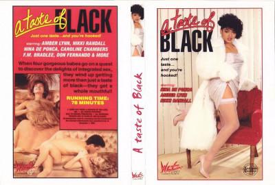 Description A Taste Of Black - Amber Lynn, Nikki Randall, Nina De Ponca(1987)