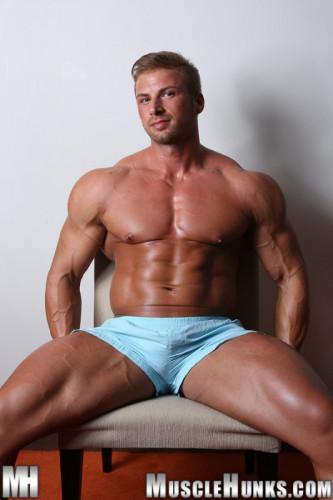 MuscleHunks - Kane Griffin