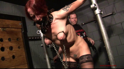 bound fucked cock - (Toaxxx - tx037 - Melanie in the Dungeon)