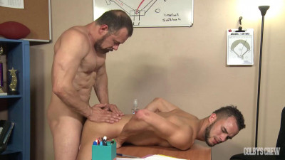 Colbyscrew — Coming Out to the Coach (Javier Cruz, Max Sargent)