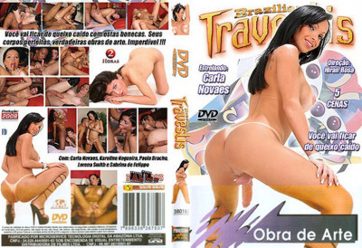 Brazilian Travestis - Carla Novaes