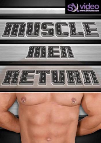Bareback Muscle Men Return — David Duke, Shorty, Jose Baxster