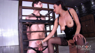 Vicki Chase — Restrained & Drained — Full HD 1080p