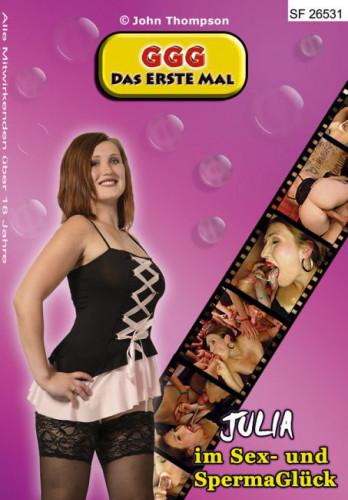 Julia im Sex- und Spermagl?ck Julia in Sex and Sperm-Heaven 26531