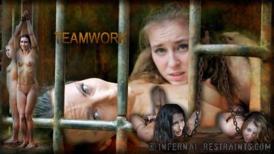 InfernalRestraints – Wenona & Mattie Borders – Teamwork