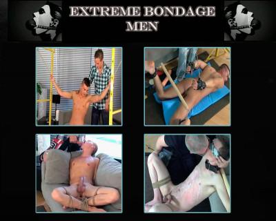 Extreme bondage men 25