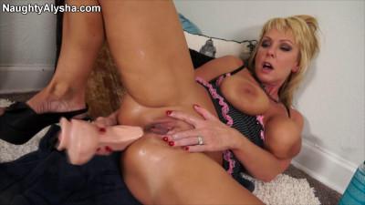Extreme Chick Alysha Morgan part 14