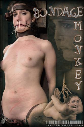 Description RTimeBondage - Endza - Bondage Monkey Part 2