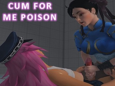 Cum For Me Poison