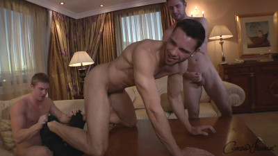 European Stimulus Part1 – Episode 10- Wild & Raunchy In Prague (Harper, Kent & Tery)