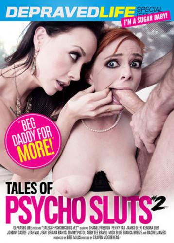 Description Tales of Psycho Sluts vol 2 (2017)