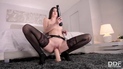 Description Hot Ass Fisting Solo - Lina Luxa - Full HD 1080p
