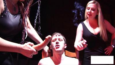 Lexi Sindel - Strap-On Interrogation
