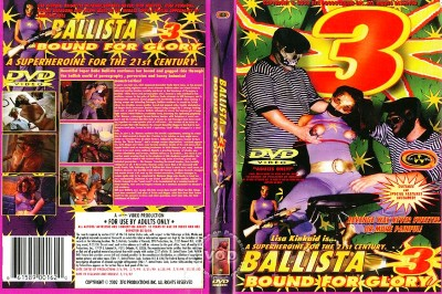 Ballista # 3 Bound For Glory – ZFX-P