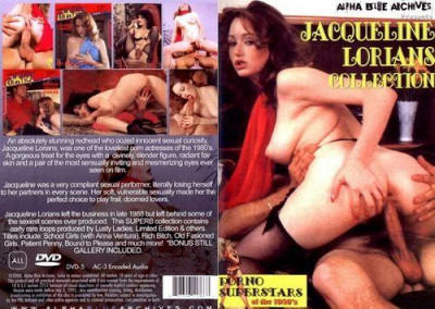 Description Porno Superstars of the 1980 s: Jacqueline Lorians Collection