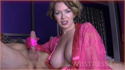 Mistress T femdom slave humiliation handjob 32 Video (2018-2019)
