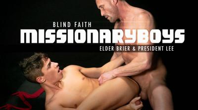 Description Elder Brier & President Lee