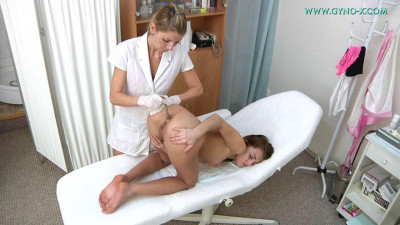 Cathy Rose - 22 years Girl Gyno Exam - Mar 18, 2017