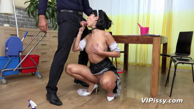 Wetting The Maid