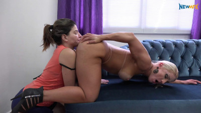Lesbian domination part 16 (5 videos)