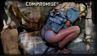 Compromises Part 2 - Cherie DeVille - bondage, video, enjoy, new, download