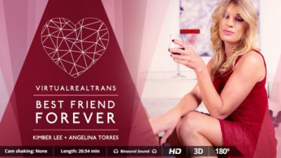 Description Best Friends Forever - Angelina Torres & Kimber Lee - Full HD 1080p