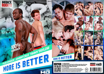 Bareback Rookies – More is Better HD (2018)