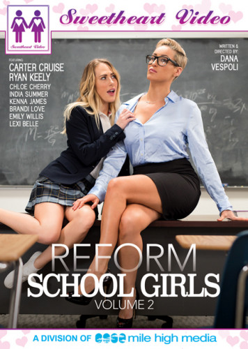 Reform School Girls Vol 02